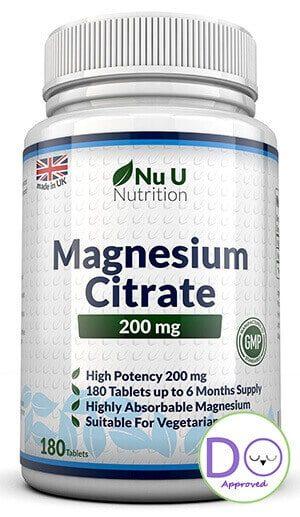 Magnesium and Sleep