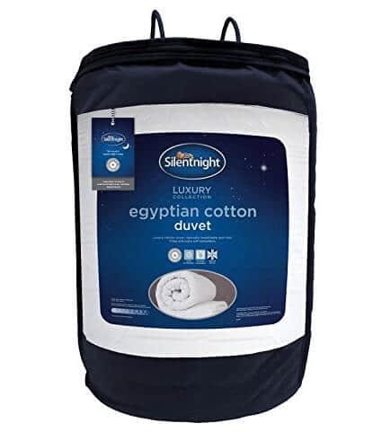 silentnight egyptian cotton
