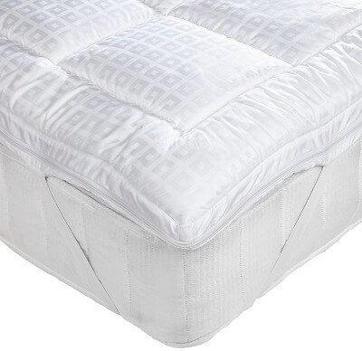 john lewis soft touch mattress topper