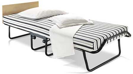 Jaybe Venus folding bed Unfolded