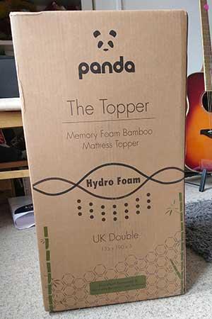 Panda Mattress Topper