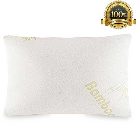 Bamboo Pillow For Neck Pain