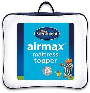 Silentnight Airmax Mattress Topper Review