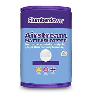 Slumberdown Airstream Topper Review