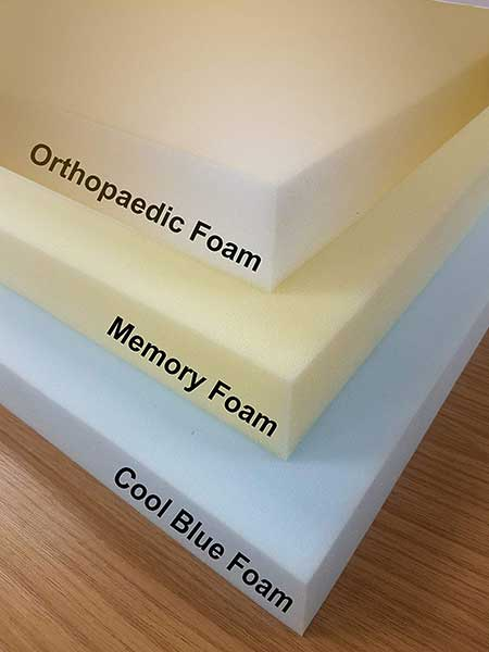 Bed Centre 2 inch Orthopaedic Foam Mattress Topper