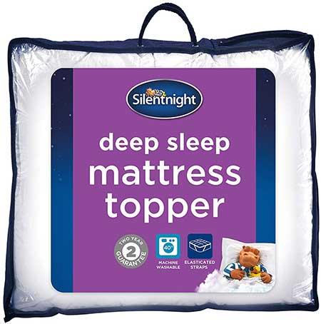 Silentnight Deep Sleep Mattress Topper