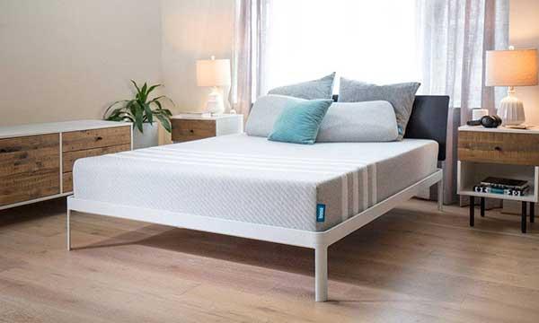 Leesa memory foam mattress