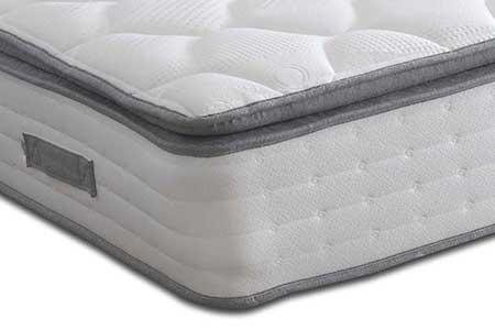 Kayflex Pocket Ruby 3000 Pillow Top Mattress