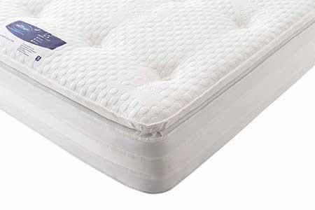 Silentnight Geltex 1850 Mirapocket Pillow Top Mattress