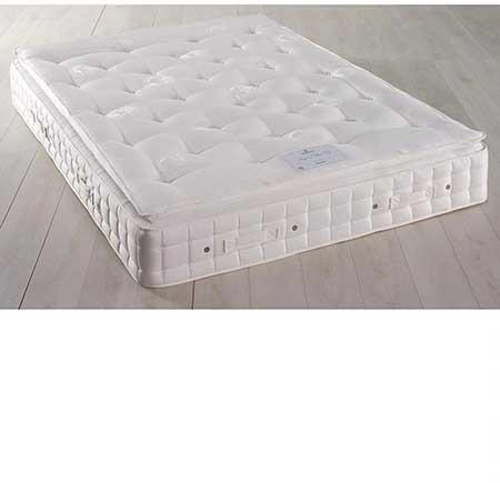 Hypnos Superb Pillow Top Spring Mattress