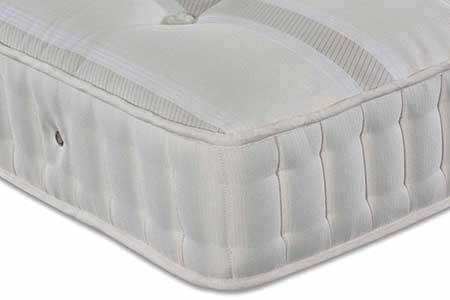 Sleepeezee Natural Wool Ortho Pocket Mattress