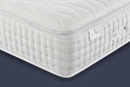 Tuft & Springs Chantilly 3000 Pocket Natural Pillow Top Mattress