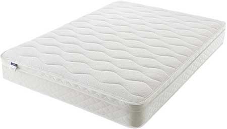 Silentnight Allure Limited Edition Miracoil Cushion Top Mattress