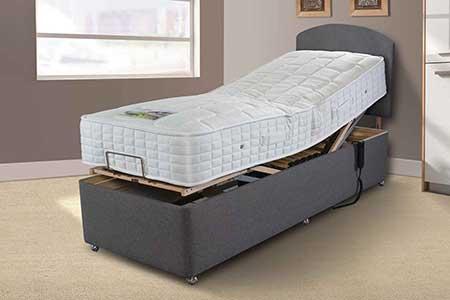 Sleepeezee Gel Comfort 1000 Adjustable Divan Set