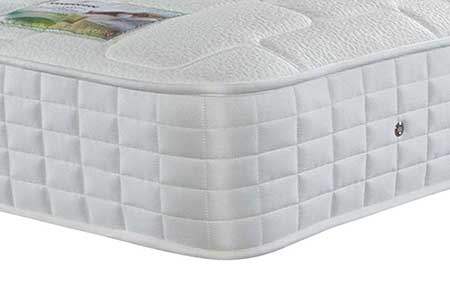 Sleepeezee Gel Comfort 1000 Adjustable Mattress