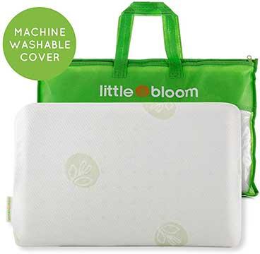 Littlebloom toddler pillow