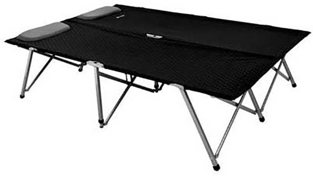 Outwell Folding Double Camp Bed