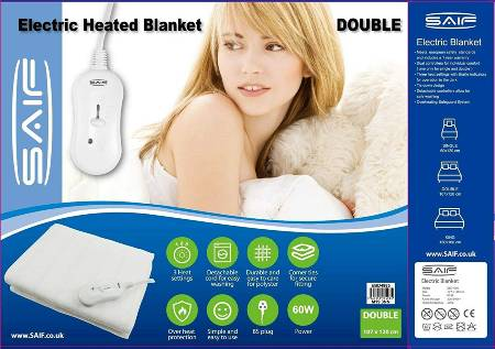 The 5 Best Electric Blankets UK 2020 - An Expert Buyer's Guide