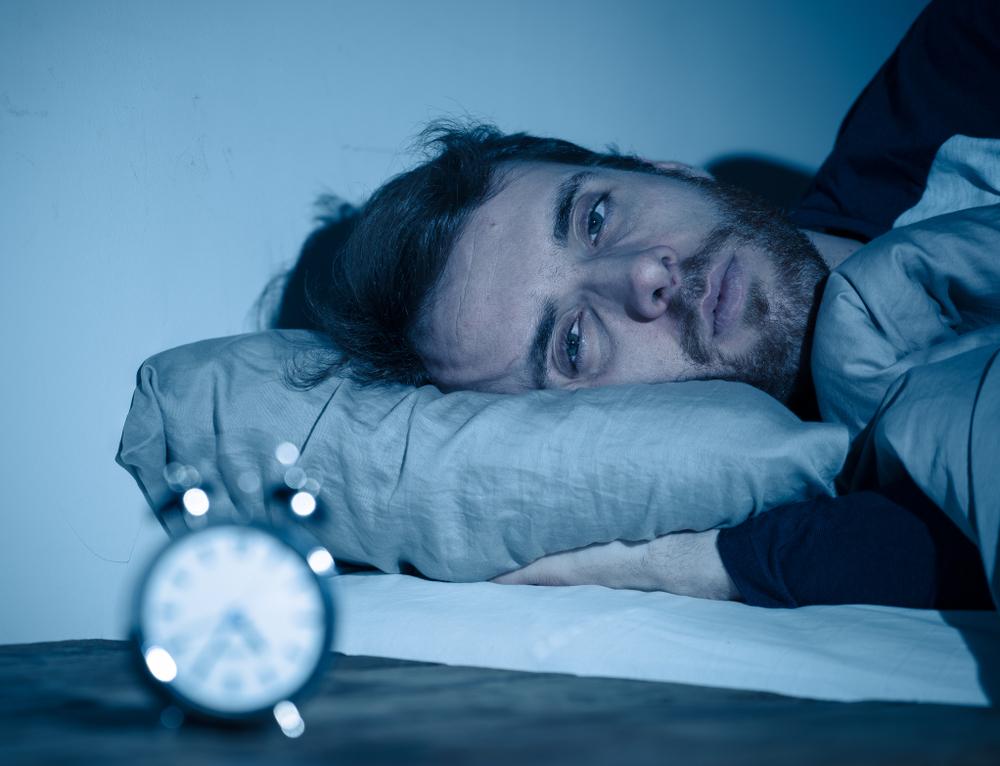 Trouble Sleeping: Sleepless at night